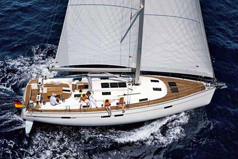 bavaria 45 zeilboot huren friesland