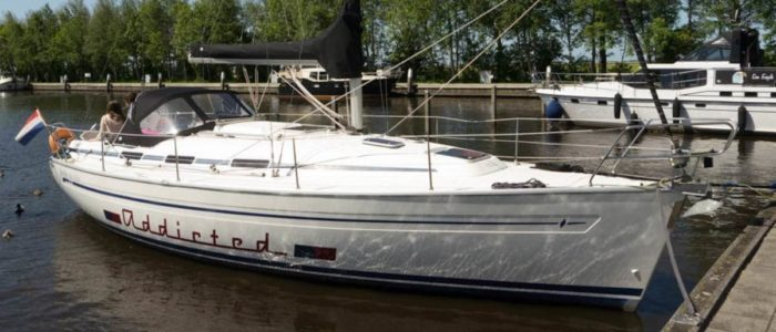 watersport in friesland zeilboot huren